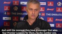 Jose Mourinho, la conferinta de presa