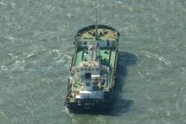 Tancul petrolier Aris 13, capturat de pirati