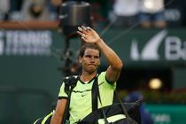 Rafael Nadal, eliminat in optimi la Indian Wells
