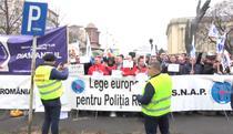 Protestul politistilor