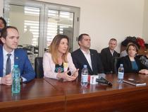 Parlamentarii USR la Bacau