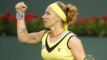 Svetlana Kuznetsova, in finala dupa ce a invins-o pe Karolina Pliskova