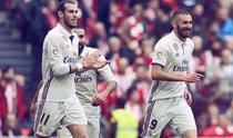 Real Madrid, victorie la Bilbao