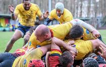 Romania, victorie mare cu Georgia