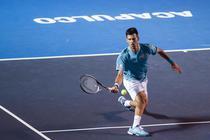 Novak Djokovic, la Acapulco