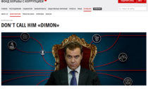 Investigatie asupra imperiului lui Medvedev, facuta de fundatia lui Navalnii