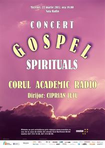 Concert de muzica gospel
