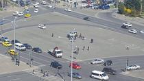 Politia vrea sa evacueze dubita protestatarilor din Piata Victoriei