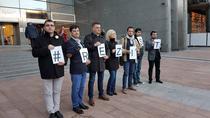 Mesajul #Rezist la Parlamentul European