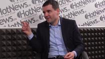 Nicusor Dan in studioul HotNews.ro