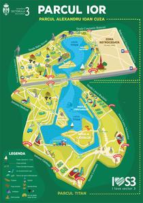 Harta Wi-Fi Parcul IOR