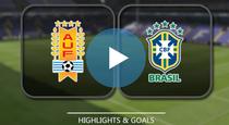 Uruguay vs Brazilia