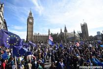 Manifestatie anti-Brexit la Londra