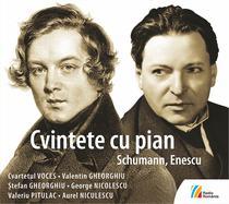 Cvintete cu pian Schumann, Enescu