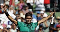 Roger Federer, la Miami