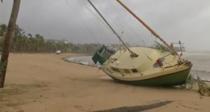 Nord-estul australie, distrus de Ciclonul Debbie