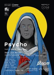 Spectacolul Psycho
