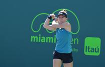 Simona Halep, la Miami