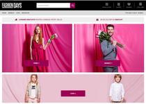 Site-ul Fashion Days