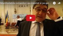 Interviu cu Emil Hurezeanu, ambasadorul Romaniei in Germania