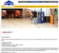Serviciile Libra Bank, oferite prin 500 de ATM-uri Euronet