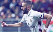 Karim Benzema, dubla pentru Real Madrid