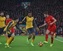 Liverpool, victorie cu Arsenal pe Anfield