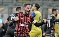 Milan, victorie importanta cu Chievo