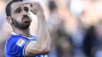 Bonucci a adus un punct lui Juve