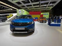 Standul Dacia la Salonul Auto de la Geneva 2017