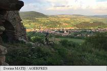 Traseul de biciclete Viscri - Sighisoara