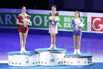 Evgenia Medvedeva, campioana mondiala
