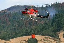 Elicopter cu Bambi Bucket