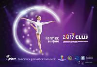 Farmec, partener oficial al Campionatelor Europene de Gimnastica