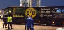 Autocarul celor de la Borussia Dortmund
