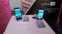 Cele doua telefoane Neffos X1