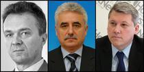 Radu Craciun, Viorel Stefan si Catalin Predoiu