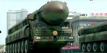 Rachete la parada din Coreea de Nord