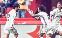 Isco, dubla pentru Real Madrid