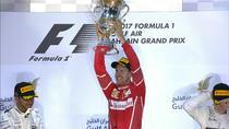 Sebastian Vettel, invingator in Bahrain