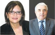 Ileana Cioana si Ionel Fierascu, cei doi noi executivi ai Raiffeisen BpL
