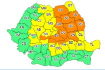 Harta 2 cod portocaliu