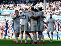 Real Madrid, inca o victorie in Primera Division