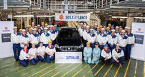 Suzuki SX4 in uzina Esztergom