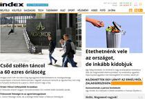 Site-ul Index.hu