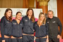 Echipa de FedCup a Romaniei