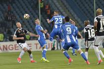 CS U Craiova a egalat-o in prelungiri pe Dinamo