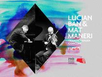 Lucian Ban / Mat Maneri Transylvanian
