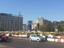 Protest taximetristi 1