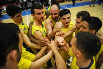 CSU Sibiu, in semifinale